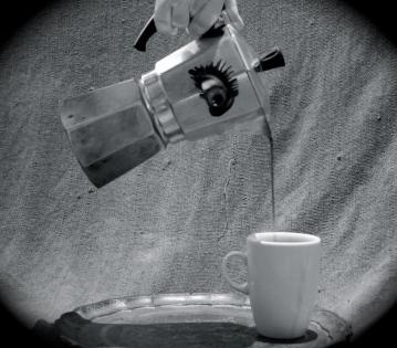 EYE COFFEE . part II.